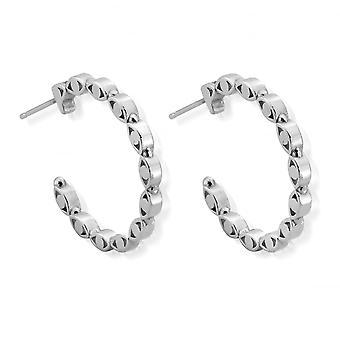 ChloBo Evil Eye Hoop Earrings