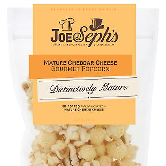Mature Cheddar Cheese Popcorn