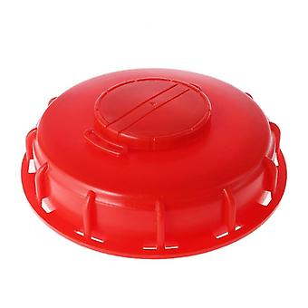 275-330 Gallon Ibc Tote Tank Cover Deksel Cap- 163mm Adem cover deksel