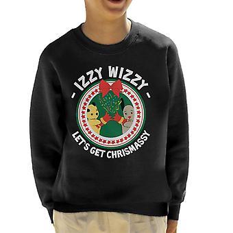 Noki joulu Izzy Wizzy Lets Get Chrismassy Kid's Collegepaita