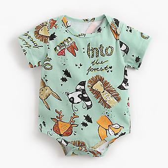 Nouveau-né Bodysuit Twins Fashion Clothes Jumpsuit For 0-36m Body
