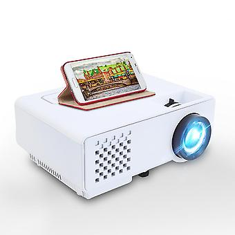 Mini Projector 2800 Lumens, For Full Hd 1080p, Wireless Sync Display