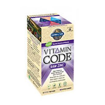 Garden of Life Code vitamin, Raw Zinc 60 vcaps
