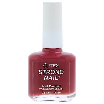 Cutex Strong Nail - Nail Enamel 14.7ml Cider