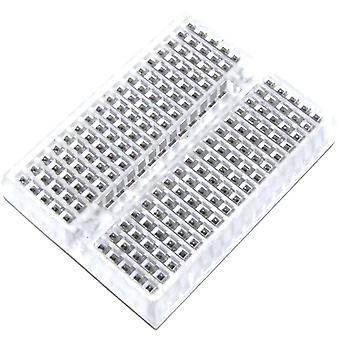 170pt Clear Solderless Breadboard
