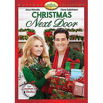 Christmas Next Door [DVD] USA import