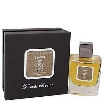 Franck Boclet Jasmin By Franck Boclet Eau De Parfum Spray (unisex) 3.3 Oz (women) V728-550529