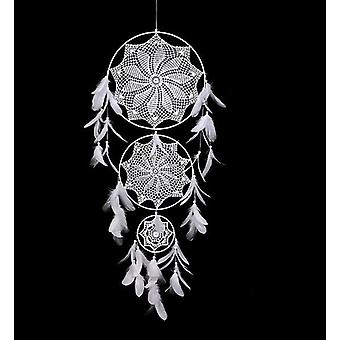 Nordisk stil stor bolig decor Dreamcatcher