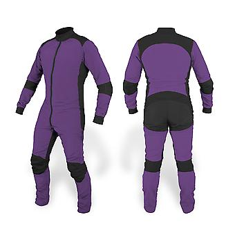 Freefly skydiving suit purple se-03
