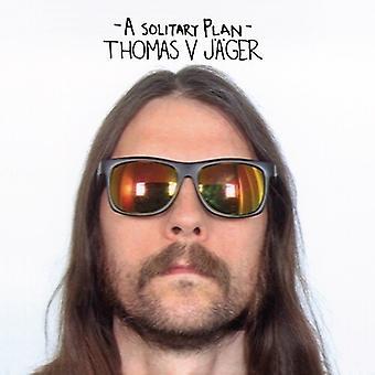 Jager,Thomas V. - Solitary Plan [Vinyl] USA import