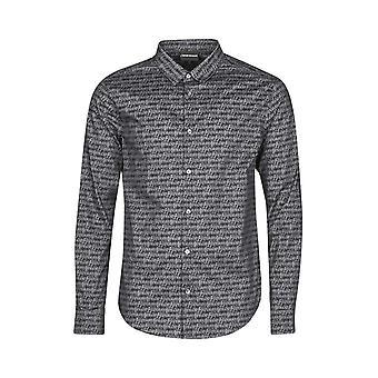 Emporio Armani Long Sleeve Shirt 6h1c09 1nc2z
