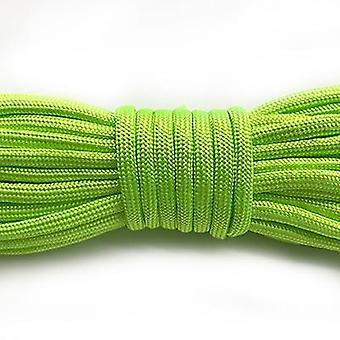 5-meters Paracord 550 Parachute Cord Lanyard Mil Spec Type-iii 7-strand Camping