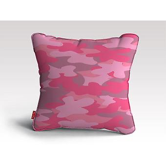 Pink-camo-2 poduszka/poduszka