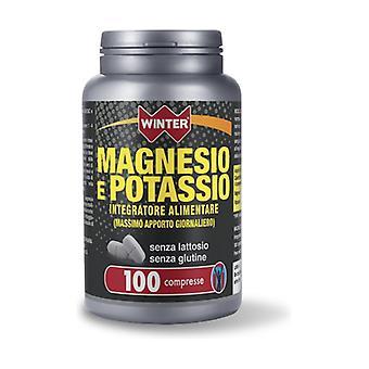 3678 MAGNESIUM AND POTASSIO 100 capsules