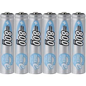 Ansmann maxE AAA HR03 batteria (ricaricabile) NiMH 800 mAh 1.2 V 6/PC