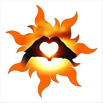 Afbeeldingsteken van de zon