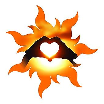 Sun Imagery Sign