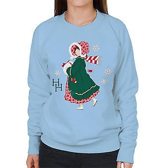 Holly Hobbie julekjole Kvinder's Sweatshirt