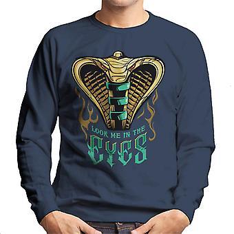 Disney Aladdin Snake Jafar Diamond In The Rough Men's Sweatshirt