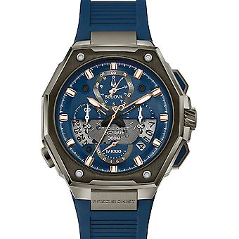 Bulova X Precisionist 10th Anniversary Limited Mens Watch 98B357