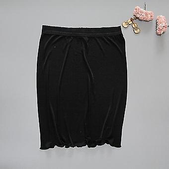 Viscose Knit Lace Half Slip Nightdress Sleepwear Underskirt