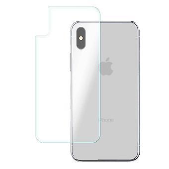 FONU gehärtetem Glas Protektor für zurück iPhone XS / X