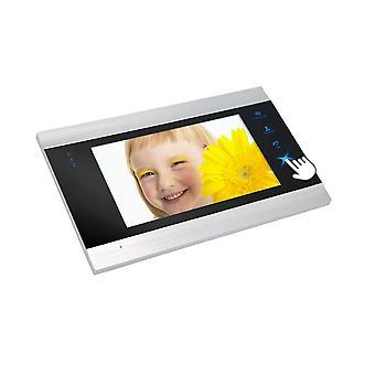 Vnútorná obrazovka monitora pre video dvere