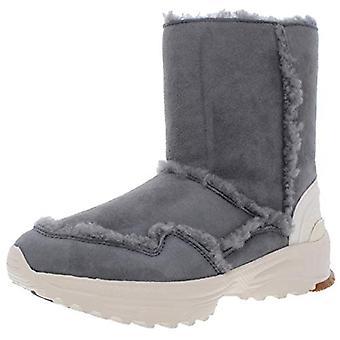 Coach Womens portia Fabric Closed Toe Ankle Fashion Boots