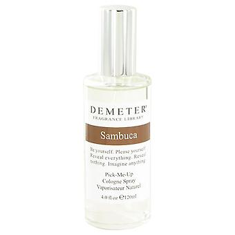 Demeter Sambuca Cologne Spray By Demeter 4 oz Cologne Spray