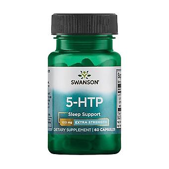 5-HTP 100mg Extra Strength 60 capsules