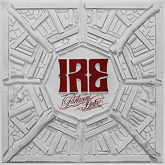 Parkway Drive - Ire (Coke Bottle) (Clear/Black Marble) [Vinyl] USA import