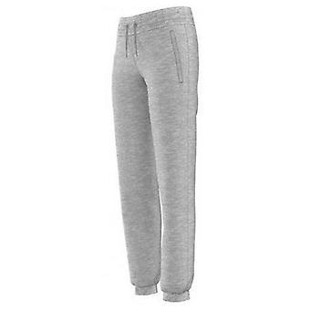 Children's Tracksuit Bottoms Adidas YG W HSJ PANT 164 Gris
