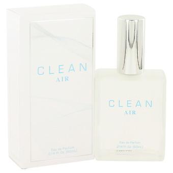 Limpiar aire Eau De Parfum Spray de limpieza 2,14 oz Eau De Parfum Spray