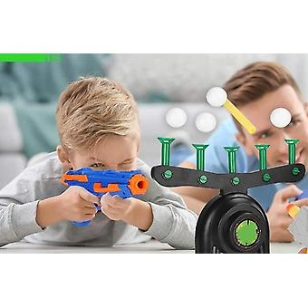 Electric Target Floating Ball Game Hover Gun