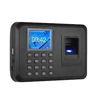 H1 Biometric Fingerprint Time Attendance System Clock Recorder Machine