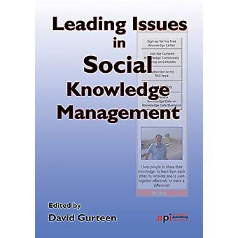 Leading Issues in Social Knowledge Management by David Gurteen - 9781