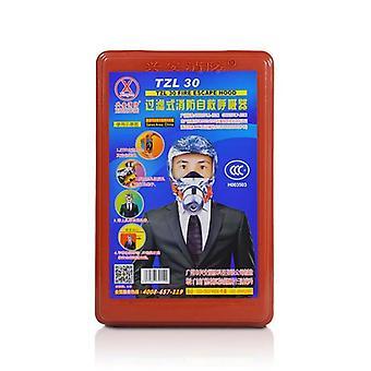brann escape ansiktsmaske selv-redning åndedrettsvern gass maske