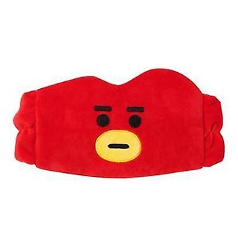 Groups Plush Headband For Face Washing Clean Makeup Tool
