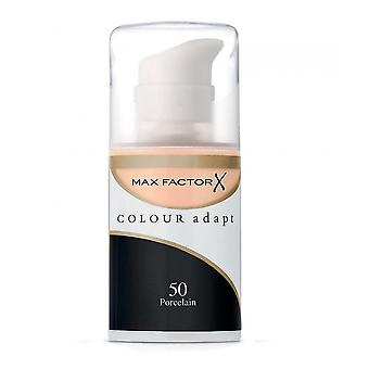 Max Factor väri mukauttaa säätiön