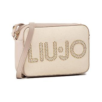 Bag Donna Liu-jo Shoulder Strap Gorgeous Crossbody S Natural Bs21lj89 Aa1327