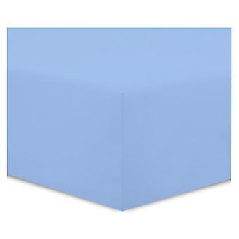 Pure Inno Hoeslaken - 100% katoen - 90 x 200 cm - 3 stuks - blauw
