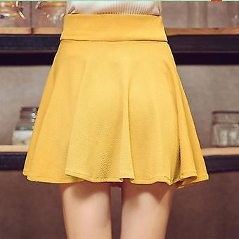 Tennis Skirts, High Skirt, Mini Short Dress Student Uniform
