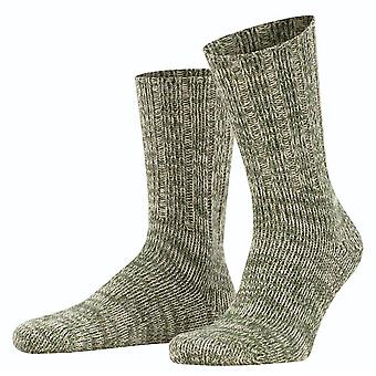 Falke Brooklyn Socks - Thyme Green