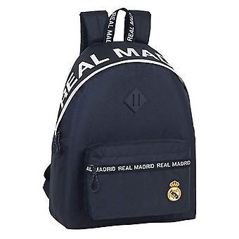 Koululaukku Real Madrid C.F. Navy Blue