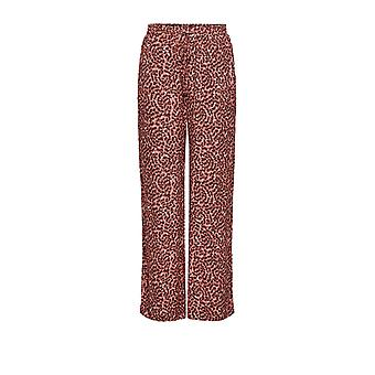 Only Women's Annemone Long Palazzo Pants