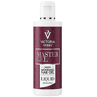 Akrylgel - Master gel vätska - 200ml - Victoria Vynn