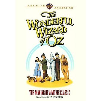 Wonderful Wizard of Oz: The Making [DVD] USA import