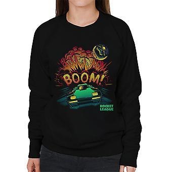 Rocket League Boom Breakout Women&s Sweatshirt