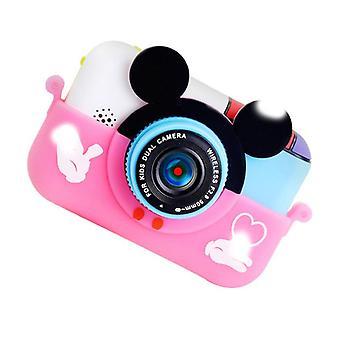 Çocuk Dijital Kamera, Ips Ekran, Hd Video, Selfie Slr Oyuncak, Doğum Günü Çocukları