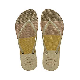Women's flip flops havaianas slim palette glow 4145766.0154